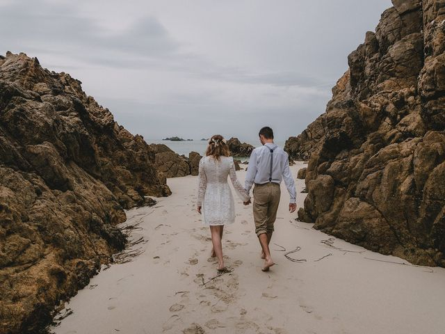 Le mariage de Germain et Stéphanie à Gouesnou, Finistère 17