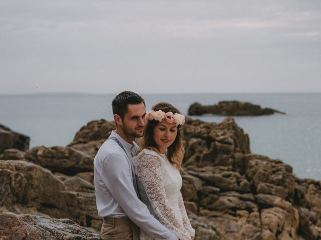 Le mariage de Germain et Stéphanie à Gouesnou, Finistère 18