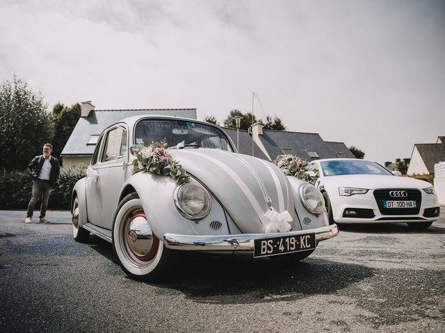 Le mariage de Germain et Stéphanie à Gouesnou, Finistère 62
