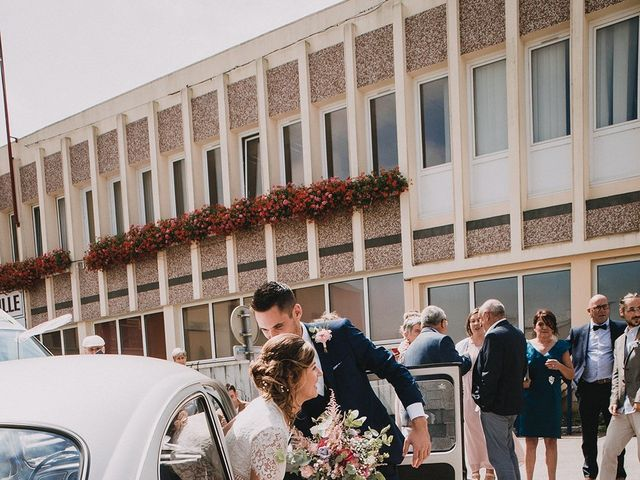 Le mariage de Germain et Stéphanie à Gouesnou, Finistère 75