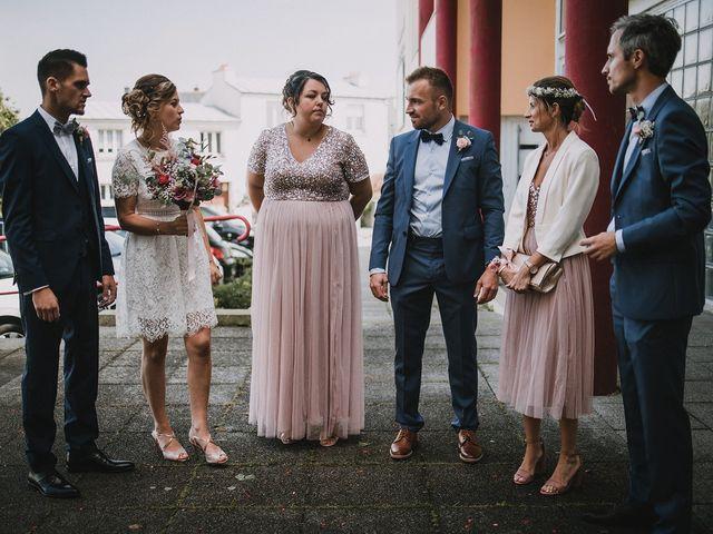 Le mariage de Germain et Stéphanie à Gouesnou, Finistère 78