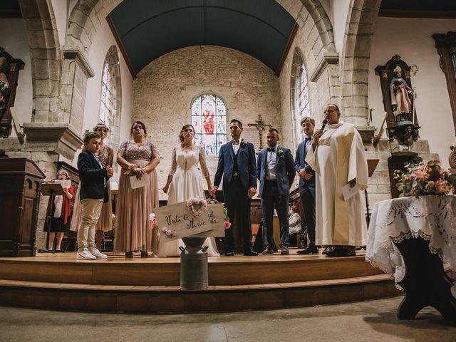 Le mariage de Germain et Stéphanie à Gouesnou, Finistère 120