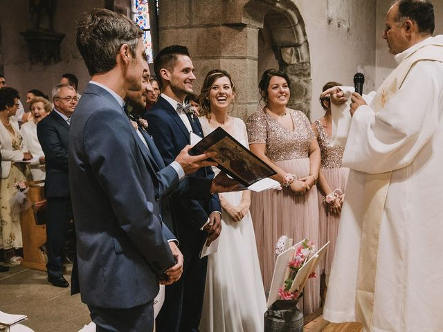 Le mariage de Germain et Stéphanie à Gouesnou, Finistère 125