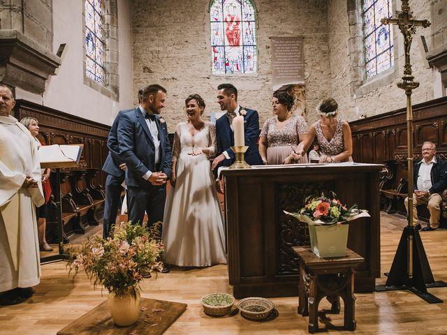 Le mariage de Germain et Stéphanie à Gouesnou, Finistère 131