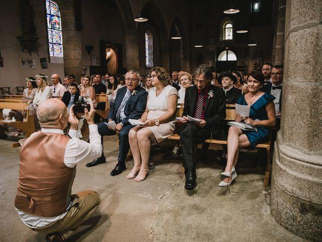 Le mariage de Germain et Stéphanie à Gouesnou, Finistère 134