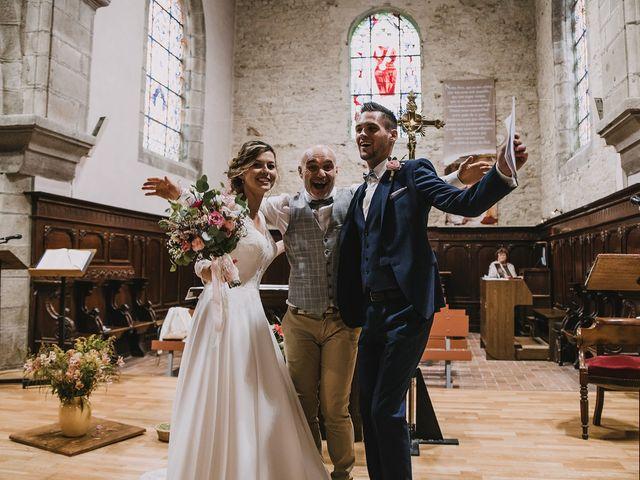 Le mariage de Germain et Stéphanie à Gouesnou, Finistère 144