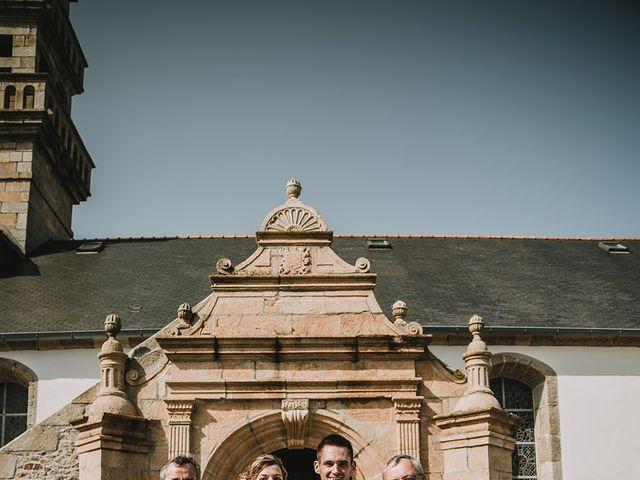 Le mariage de Germain et Stéphanie à Gouesnou, Finistère 152