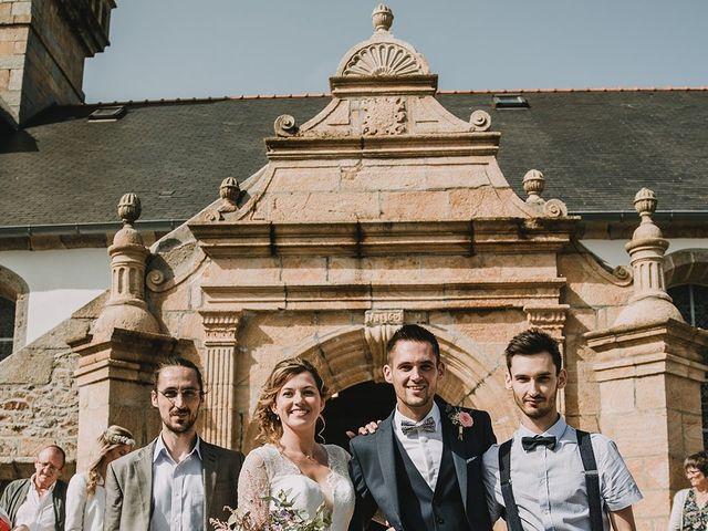 Le mariage de Germain et Stéphanie à Gouesnou, Finistère 153