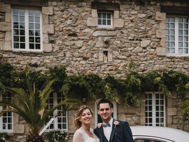 Le mariage de Germain et Stéphanie à Gouesnou, Finistère 158