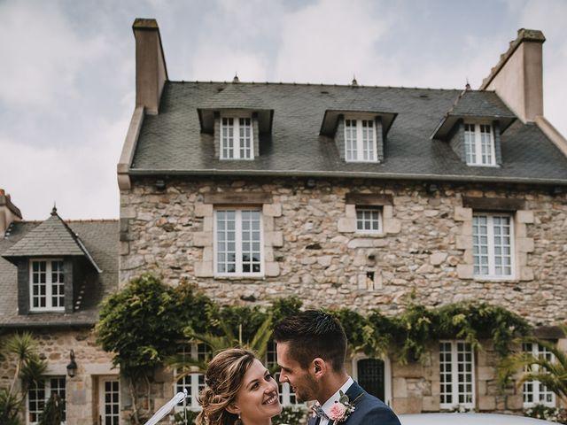 Le mariage de Germain et Stéphanie à Gouesnou, Finistère 162