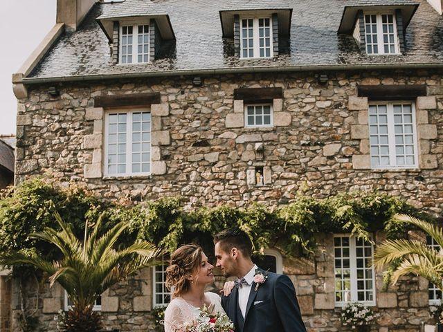 Le mariage de Germain et Stéphanie à Gouesnou, Finistère 183