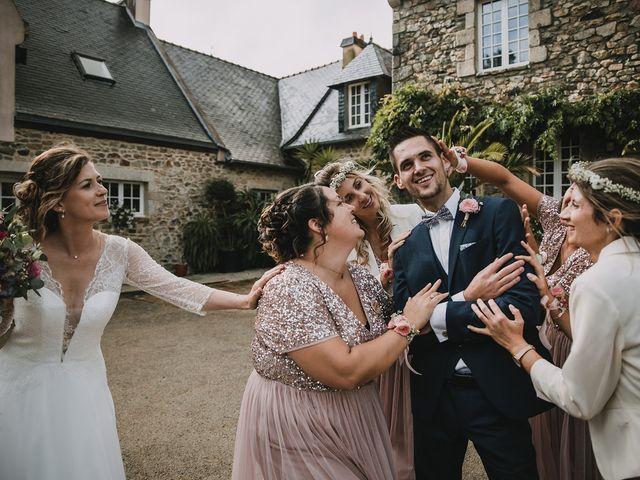 Le mariage de Germain et Stéphanie à Gouesnou, Finistère 187