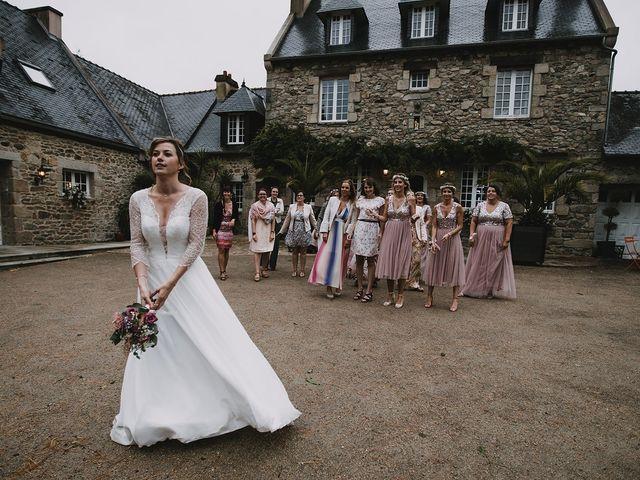 Le mariage de Germain et Stéphanie à Gouesnou, Finistère 217