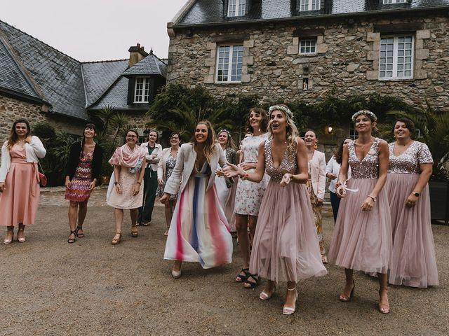 Le mariage de Germain et Stéphanie à Gouesnou, Finistère 218