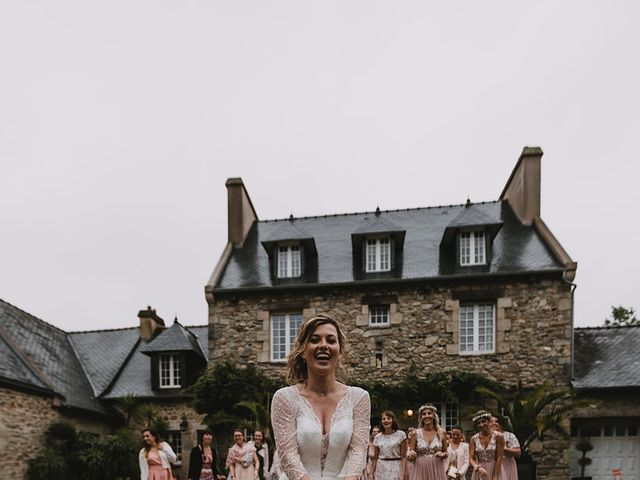 Le mariage de Germain et Stéphanie à Gouesnou, Finistère 219