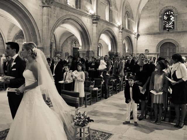 Le mariage de Eloïse et Julien à Louvigny, Calvados 16