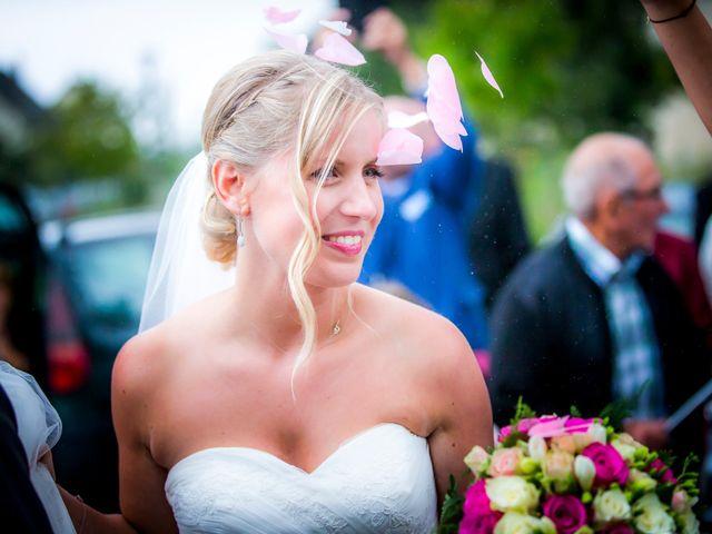 Le mariage de Eloïse et Julien à Louvigny, Calvados 23