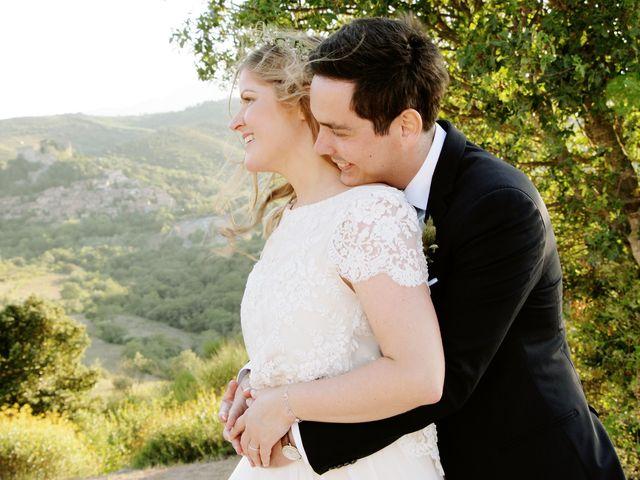 Le mariage de Lars et Gitte à Perpignan, Pyrénées-Orientales 1