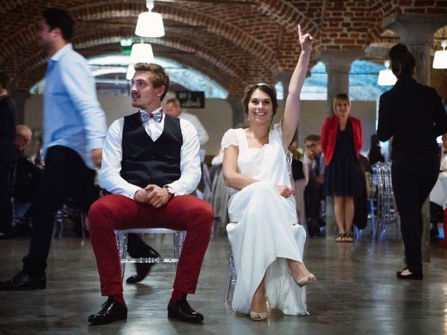 Le mariage de Pierre et Amélie à Croix, Nord 78