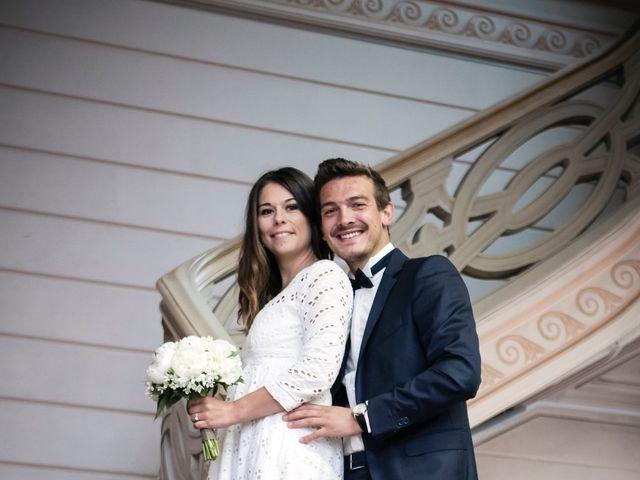 Le mariage de Pierre et Amélie à Croix, Nord 10