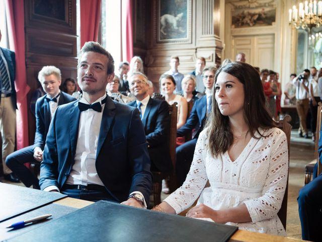 Le mariage de Pierre et Amélie à Croix, Nord 15