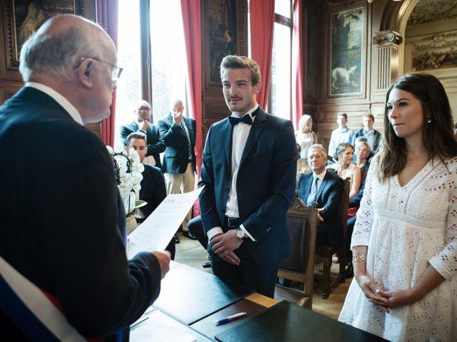 Le mariage de Pierre et Amélie à Croix, Nord 17