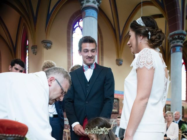 Le mariage de Pierre et Amélie à Croix, Nord 40