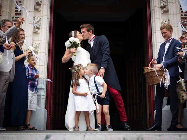 Le mariage de Pierre et Amélie à Croix, Nord 43