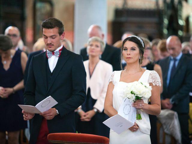 Le mariage de Pierre et Amélie à Croix, Nord 44