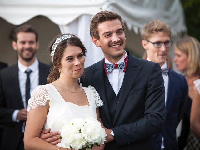 Le mariage de Pierre et Amélie à Croix, Nord 59