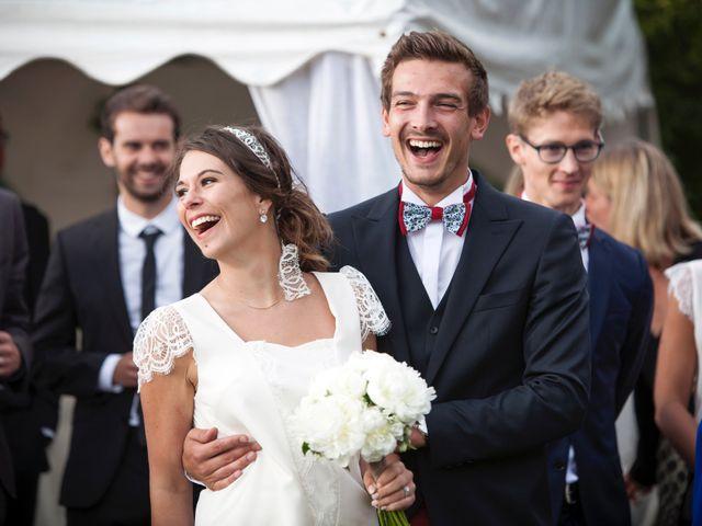 Le mariage de Pierre et Amélie à Croix, Nord 60
