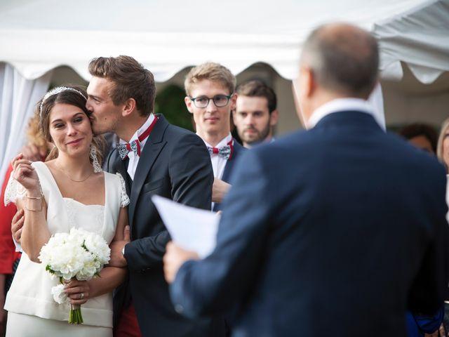 Le mariage de Pierre et Amélie à Croix, Nord 62