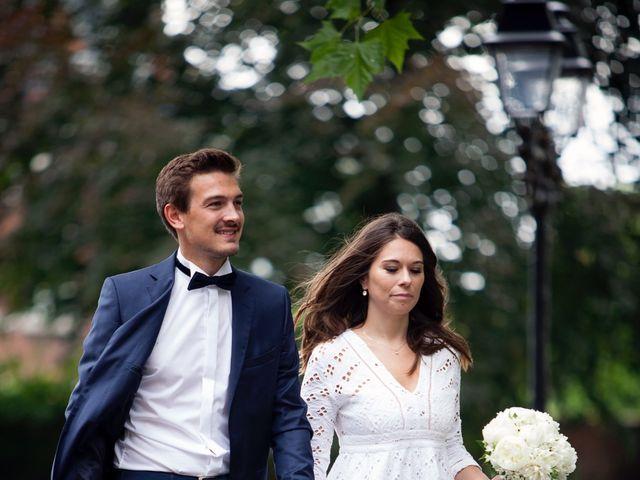 Le mariage de Pierre et Amélie à Croix, Nord 7