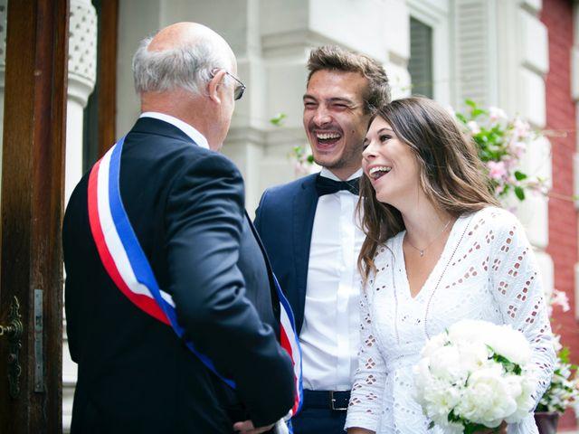 Le mariage de Pierre et Amélie à Croix, Nord 8