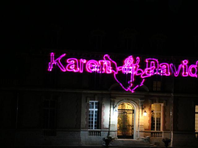 Le mariage de David et Karen à Chartres, Eure-et-Loir 1