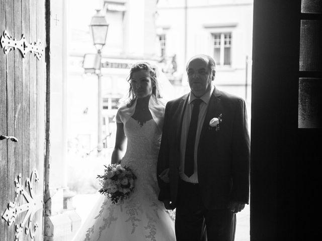 Le mariage de Anthony et Aline à Cernay, Haut Rhin 10
