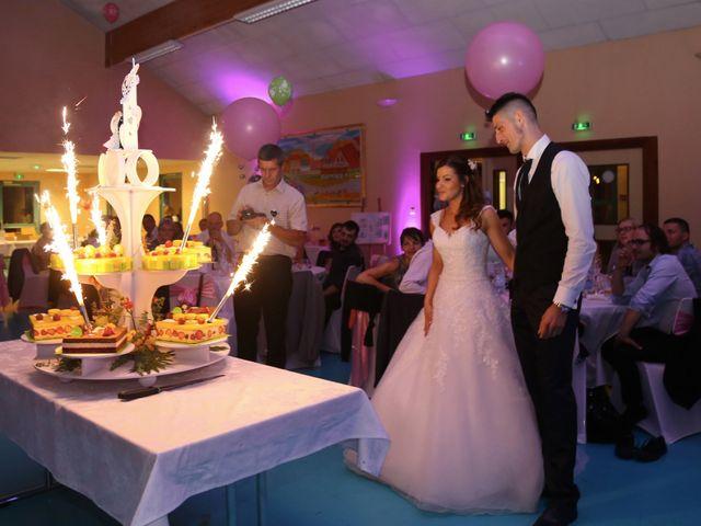 Le mariage de Anthony et Aline à Cernay, Haut Rhin 27