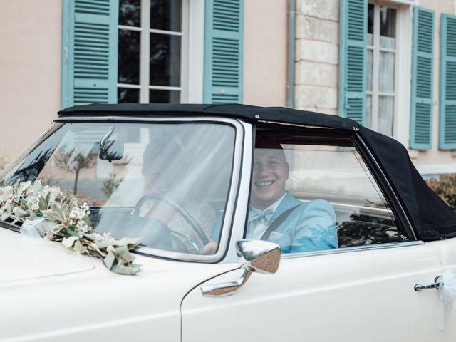 Le mariage de Thibaut et Solène à Amécourt, Eure 10