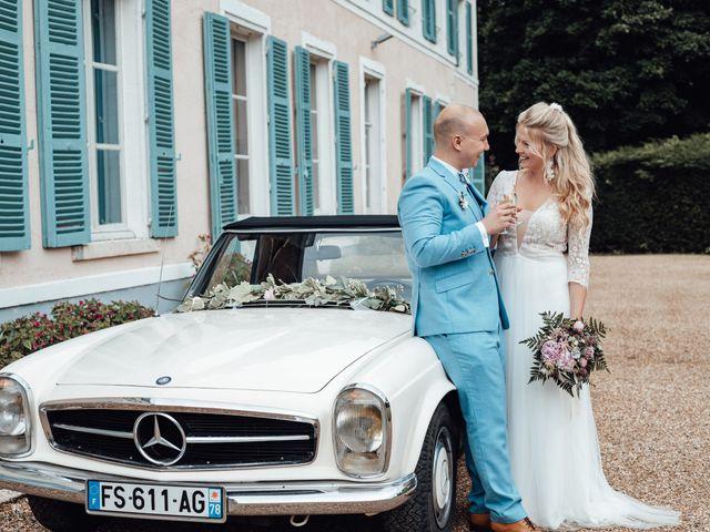 Le mariage de Solène et Thibaut