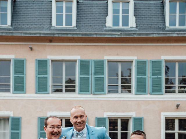 Le mariage de Thibaut et Solène à Amécourt, Eure 14