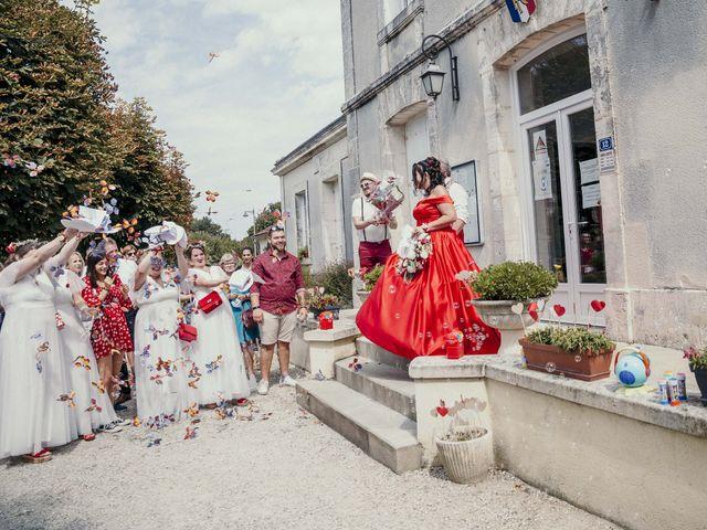 Le mariage de Eric et Christelle à Cognac, Charente 10