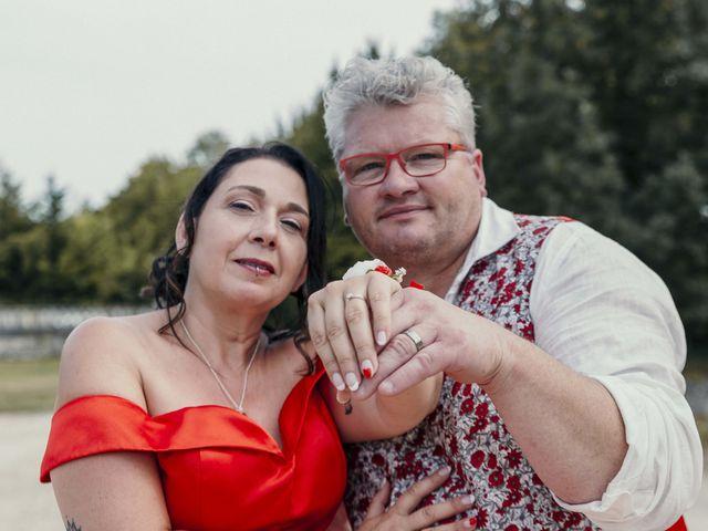 Le mariage de Eric et Christelle à Cognac, Charente 15