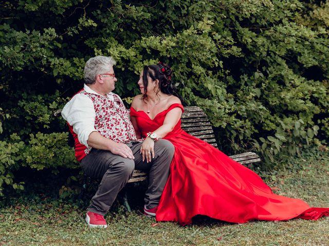 Le mariage de Eric et Christelle à Cognac, Charente 17