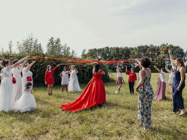 Le mariage de Eric et Christelle à Cognac, Charente 18