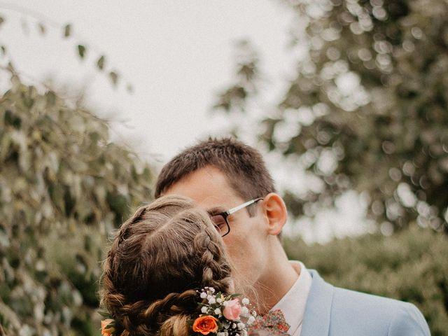 Le mariage de Thibaut et Justine à Barneville-Carteret, Manche 3