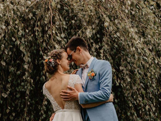 Le mariage de Thibaut et Justine à Barneville-Carteret, Manche 4