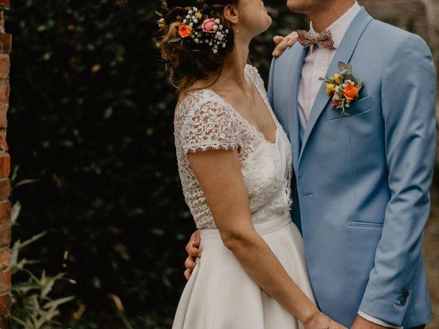 Le mariage de Thibaut et Justine à Barneville-Carteret, Manche 8