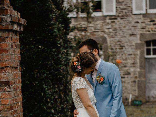 Le mariage de Thibaut et Justine à Barneville-Carteret, Manche 9