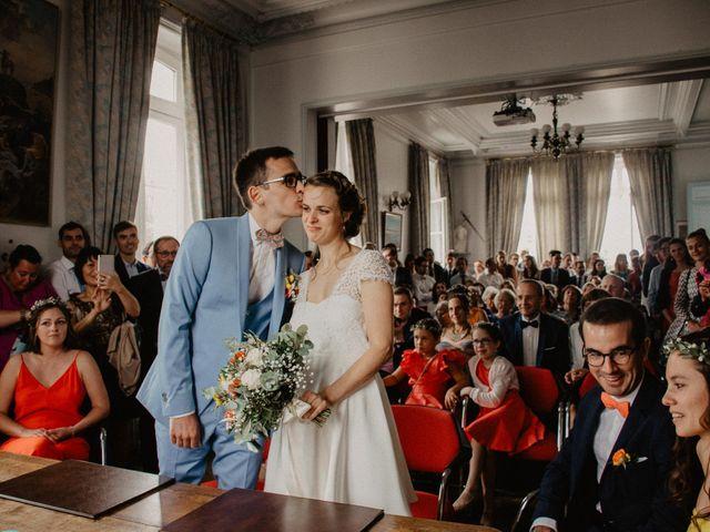 Le mariage de Thibaut et Justine à Barneville-Carteret, Manche 10