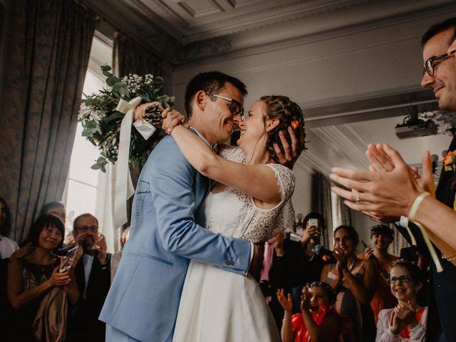 Le mariage de Thibaut et Justine à Barneville-Carteret, Manche 11